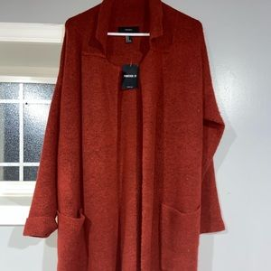 Forever 21 Cardigan Outwear